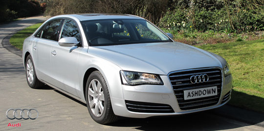 Ashdown Executive Cars | Corporate Car Servicees